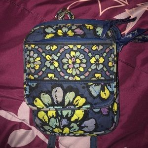Vera Bradley Mini Hipster Crossbody Purse